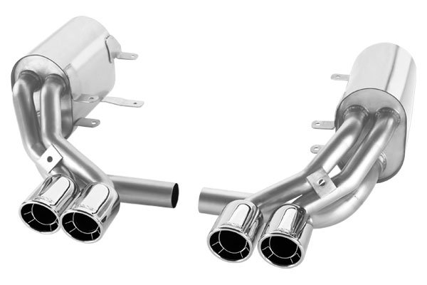borla exhaust stainless steel