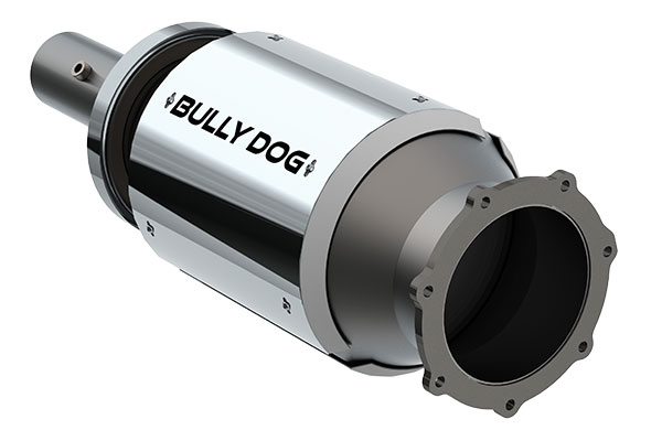 bully dog diesel particulate filter rel1