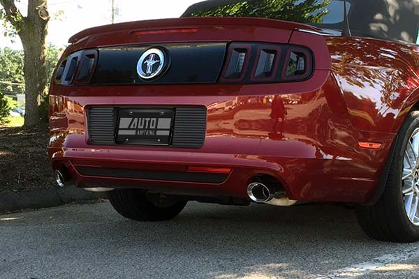 Corsa Performance Exhaust Cat Back Exhaust - Sport Series - 14866BLK