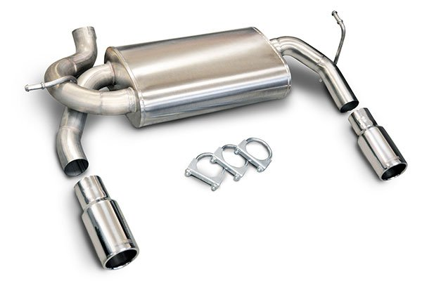 db performance exhaust by corsa rel1