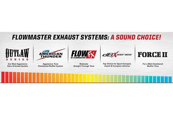 Flowmaster Exhaust Sound Levels