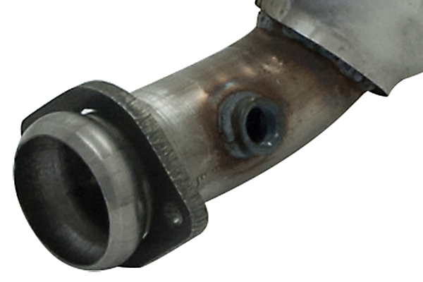 flowmaster direct fit catalytic converters 50 state legal flange detail
