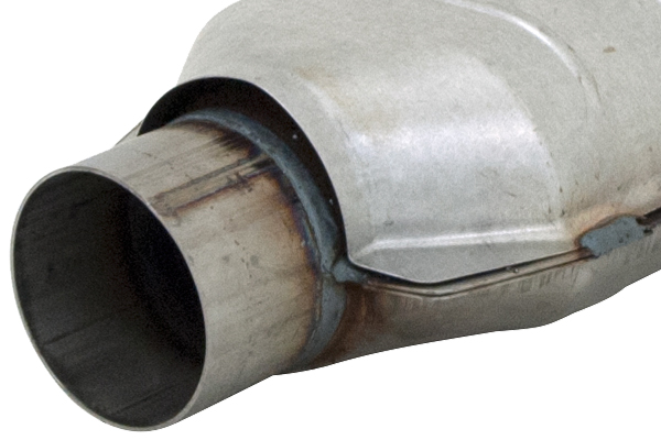 flowmaster universal catalytic converters 50 state legal weld detail 2
