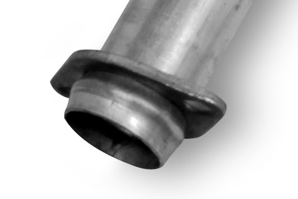 flowtech exhaust pipes flange