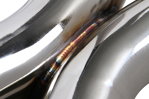 flowtech universal exhaust pipes welds
