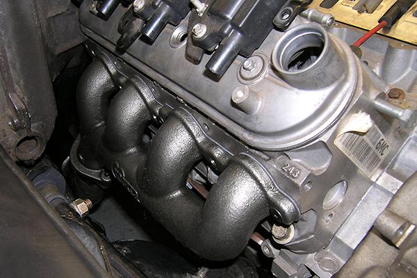 hooker exhaust manifolds camarofbody