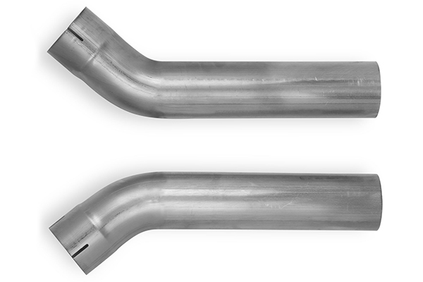 hooker exhaust systems federal emissions pipe detail