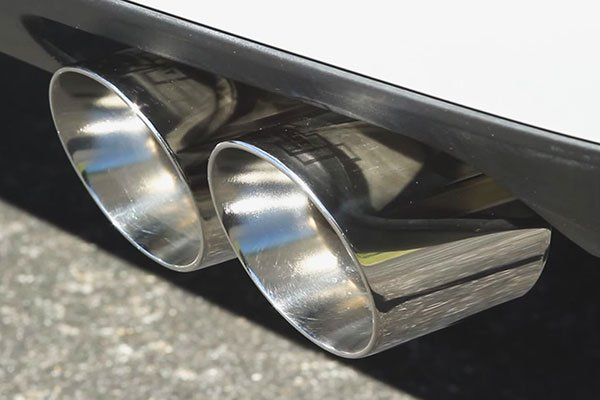 hurst exhaust systems exhaust tip challenger