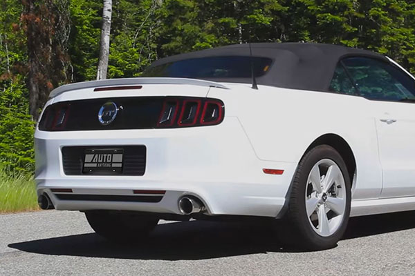 hurst exhaust systems mustang gt lifestyle