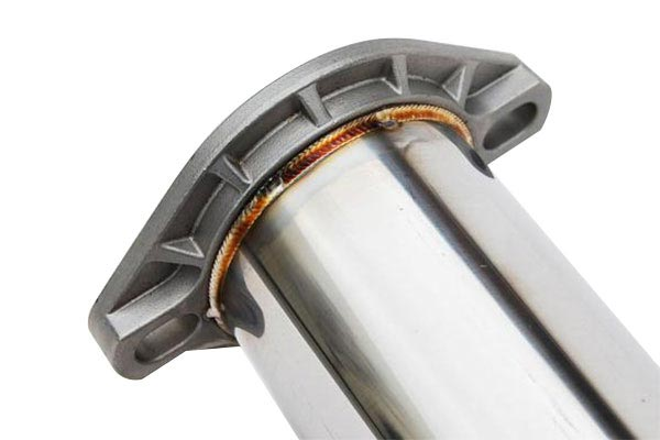 invidia downpipe welded flange