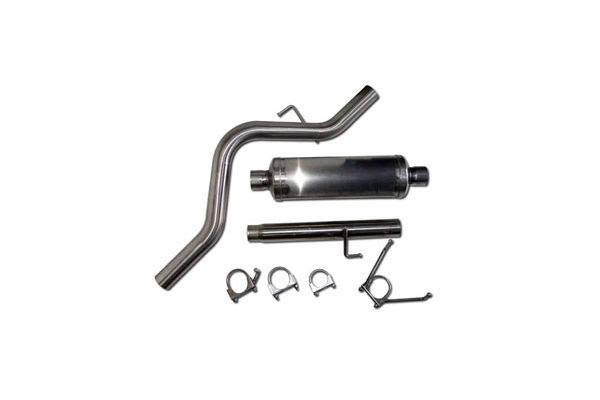 jba exhaust stainless steel