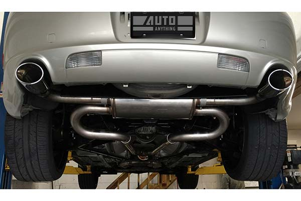 Magnaflow Exhaust Systems Axle Catback Free Shipping