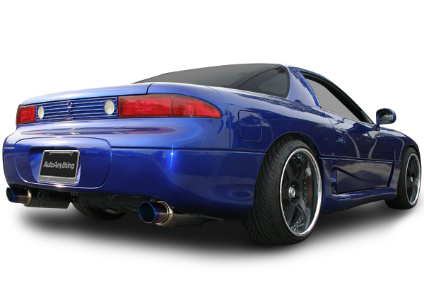 tanabe exhaust systems concept g blue 3000gt lifestyle
