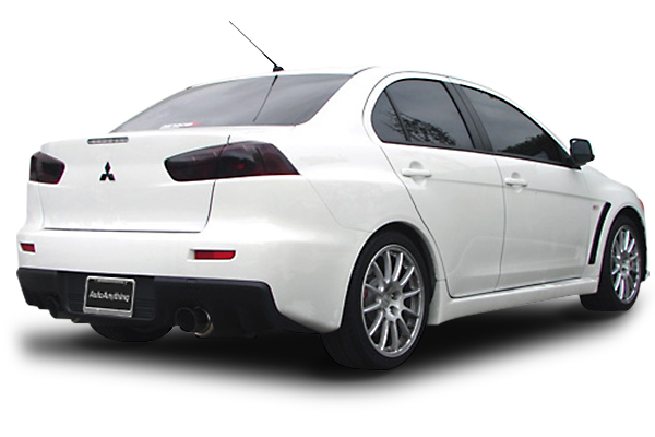tanabe exhaust systems concept g evo x lifestyle