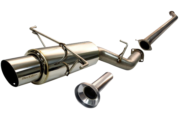 tanabe exhaust systems medalion concept g