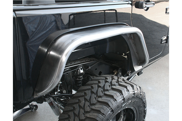 aries jeep rear fender flares