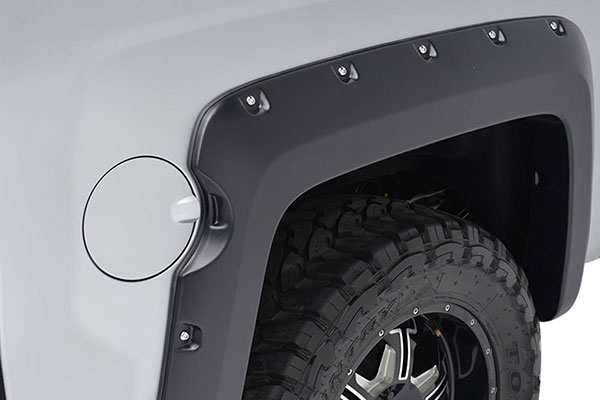 black horse off road pocket style fender flares rear