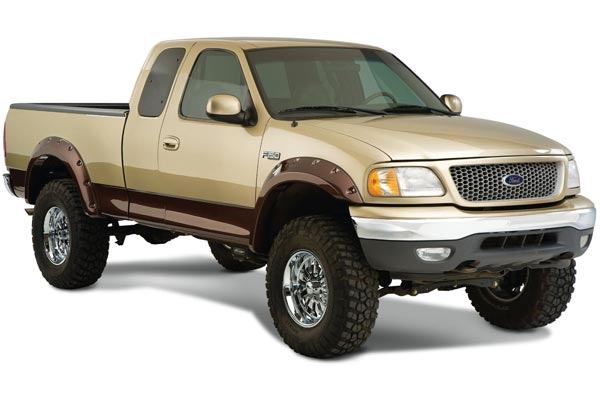 bushwacker 20073 ford f150