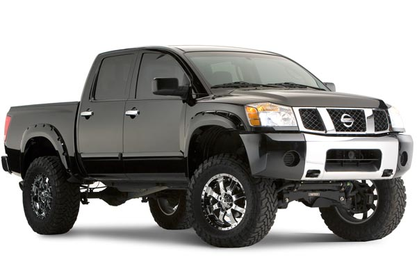 Bushwacker Fender Flares - Pocket Style