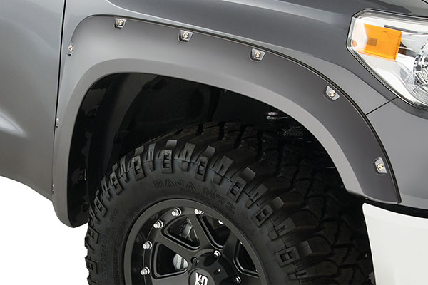 bushwacker color match pocket style fender flares related 4