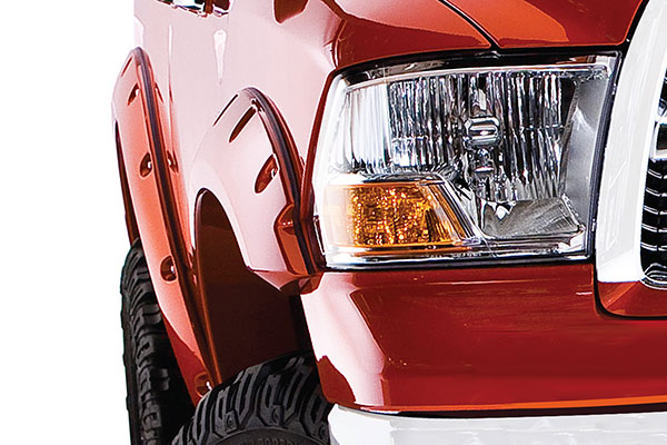 bushwacker color match pocket style fender flares related 8