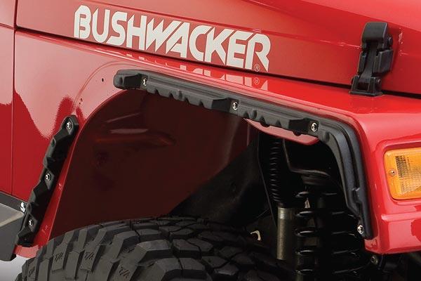 bushwacker flat easy install
