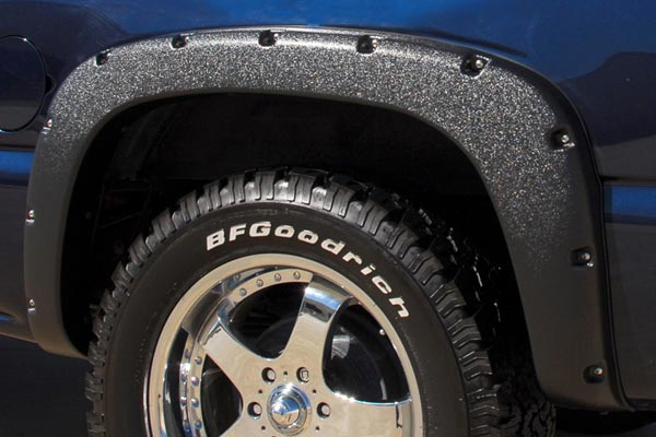 prestige rx riveted fender flares rear well