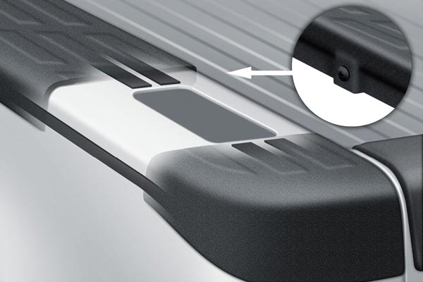rel 5827 bushwacker oe style bedrail caps