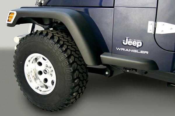 rugged ridge related oversized flares