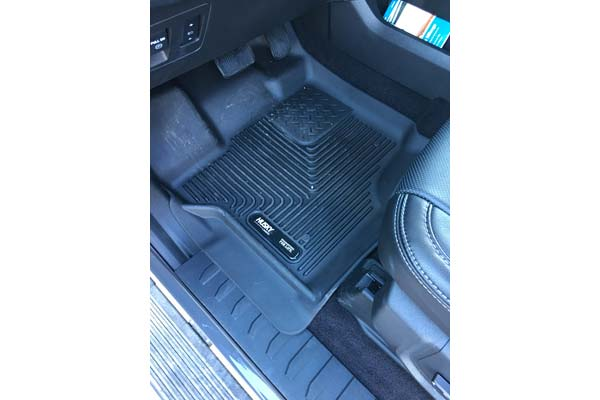 Customer Submitted Image - Husky X-act Contour Floor Liners