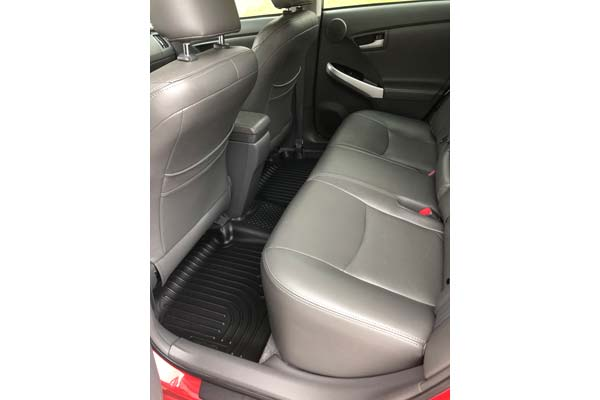 Customer Submitted Image - Husky WeatherBeater Floor Liners