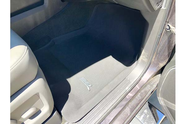 Customer Submitted Image - 2016 GMC Sierra Crew Cab Passenger Side Mat