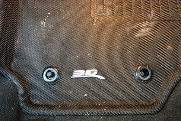 Customer Submitted Image - 3D Maxpider Kagu Floor Mats for 2007-2012 Volvo S80