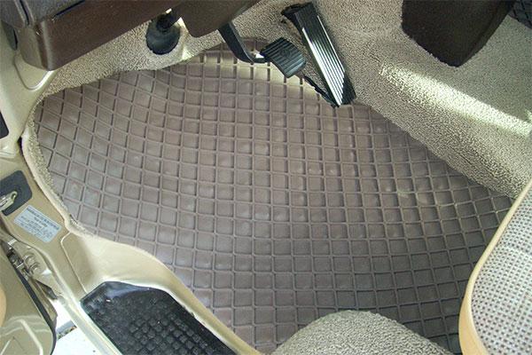 6424 proz flexomats floormats volkswagen