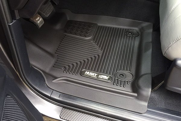 Husky Liners X Act Contour Custom Fit Floor Liners Free