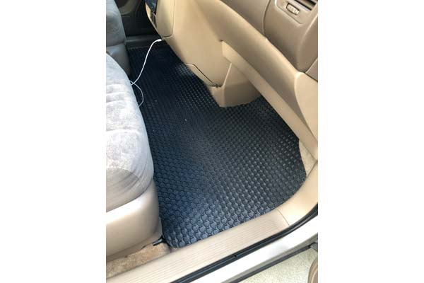 Customer Submitted Image - Hexomat Custom Floor Mats