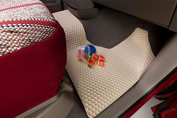 Lloyd Rubbertite Floormats Front 1 Piece aa