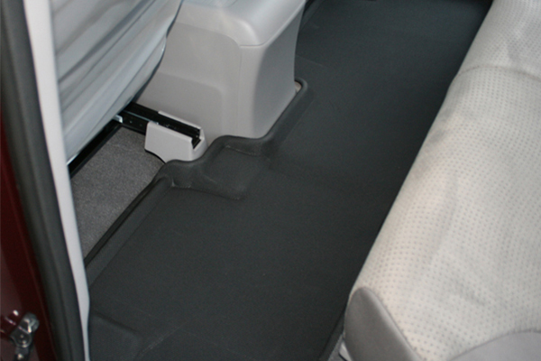 aries 3d floor liners r13 installed 4