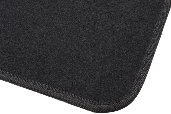 bdk batman floor mats edge detail