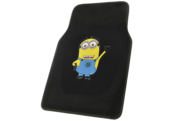 bdk minions floor mats single