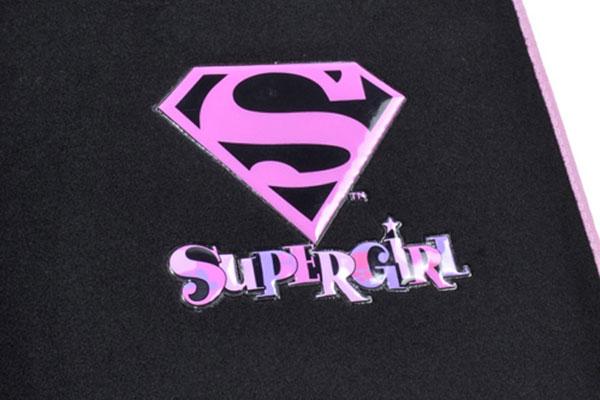 bdk supergirl floor mats decal