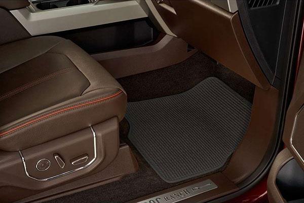 covercraft premier berber carpet floor mats black