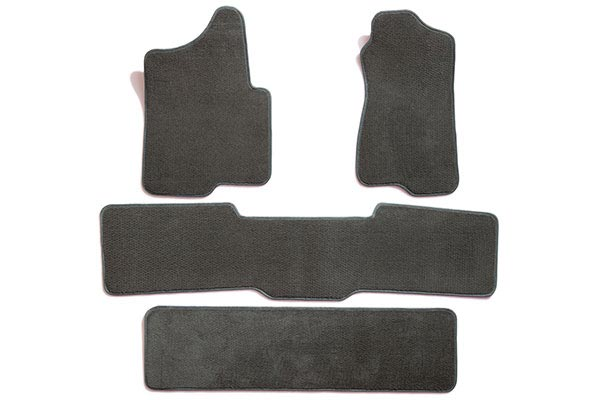 Covercraft Black Premier Berber Custom Fit Floormat-4 pc mat Set 2761083-25