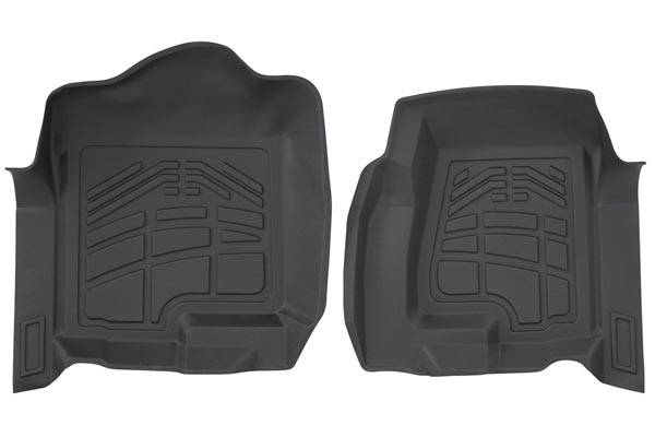 customfit floor liners front mats