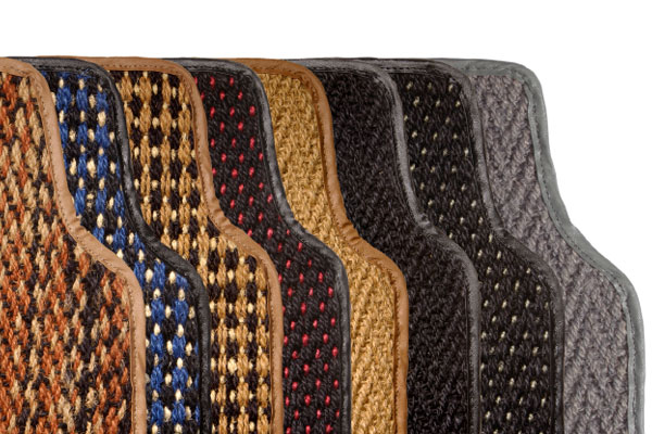designer mats coco floor mats color swatches