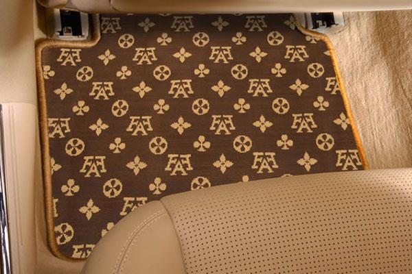 designer mats fashion floor mats installed