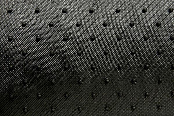 designer mats safari floor mat back