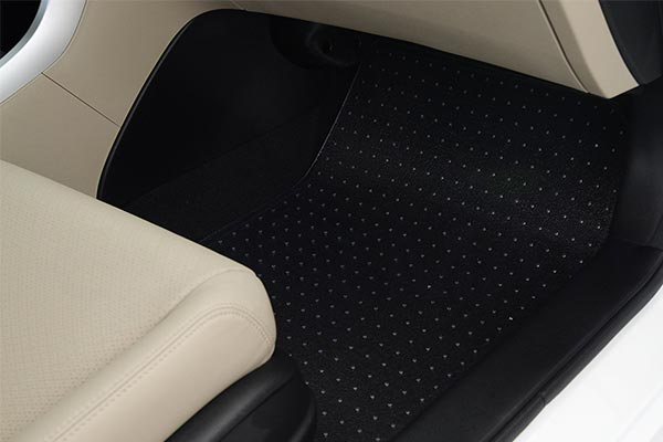 exactmats clear floor mats accord passenger installed
