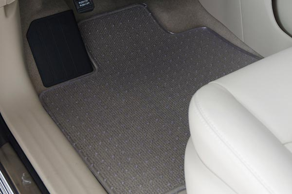 exactmats clear floor mats pathfinder installed