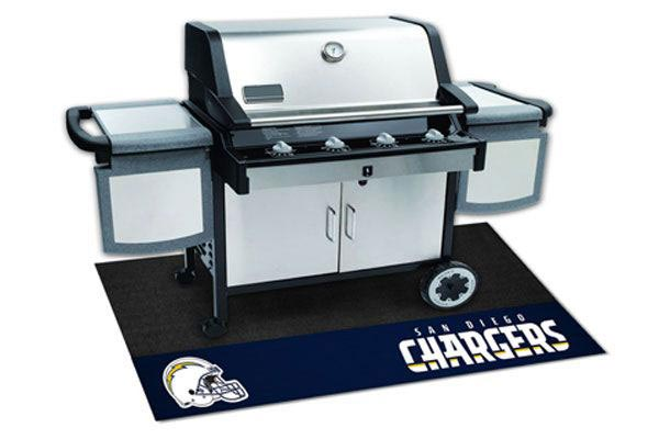 fanmats chargers grill mats
